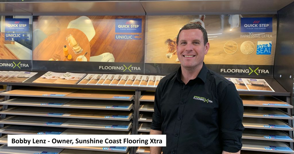 Sunshine Coast carpets