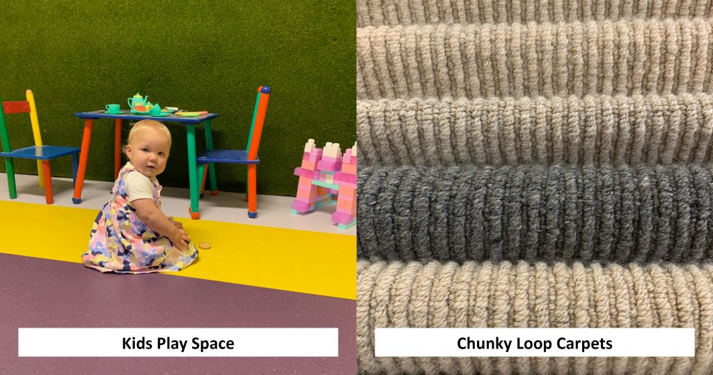 chunky loop carpets